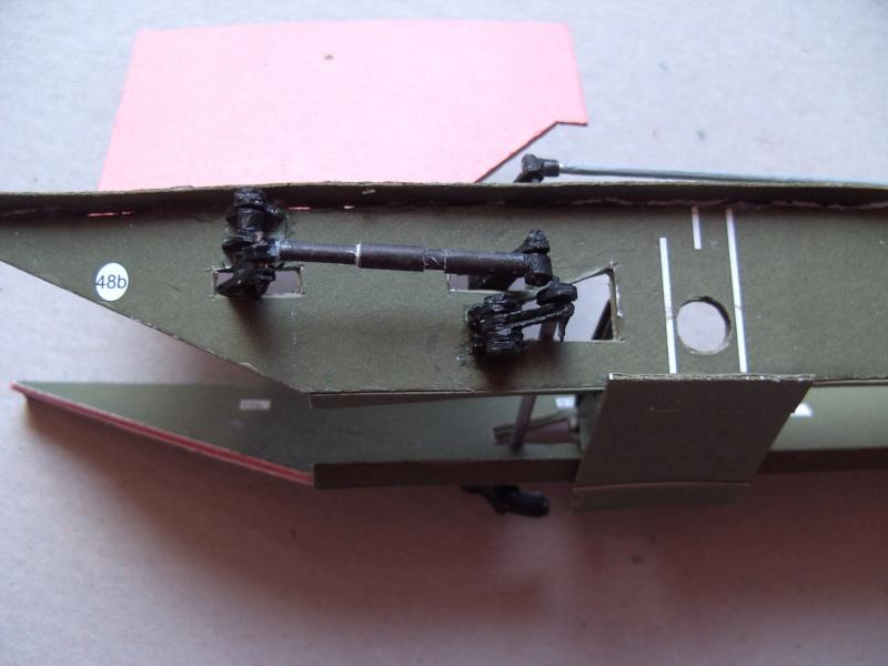 Fertig -  SS-1C SCUD B von Modelik gebaut von Holzkopf  Bild1321