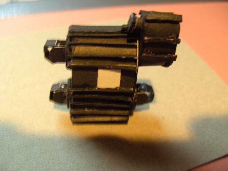 Fertig -  SS-1C SCUD B von Modelik gebaut von Holzkopf  Bild1323