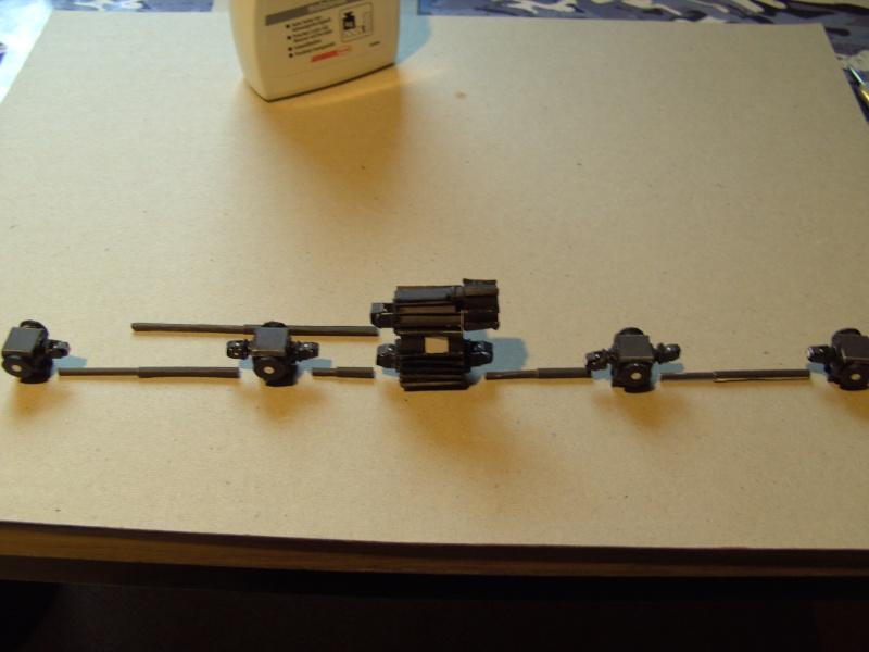 Fertig -  SS-1C SCUD B von Modelik gebaut von Holzkopf  Bild1326