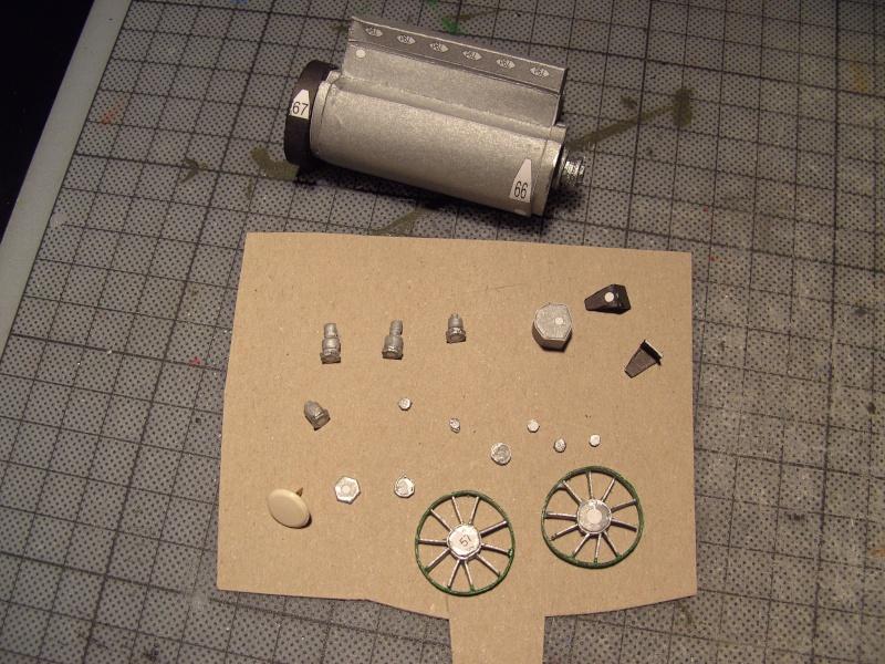 Fertig -  SS-1C SCUD B von Modelik gebaut von Holzkopf  Bild1327