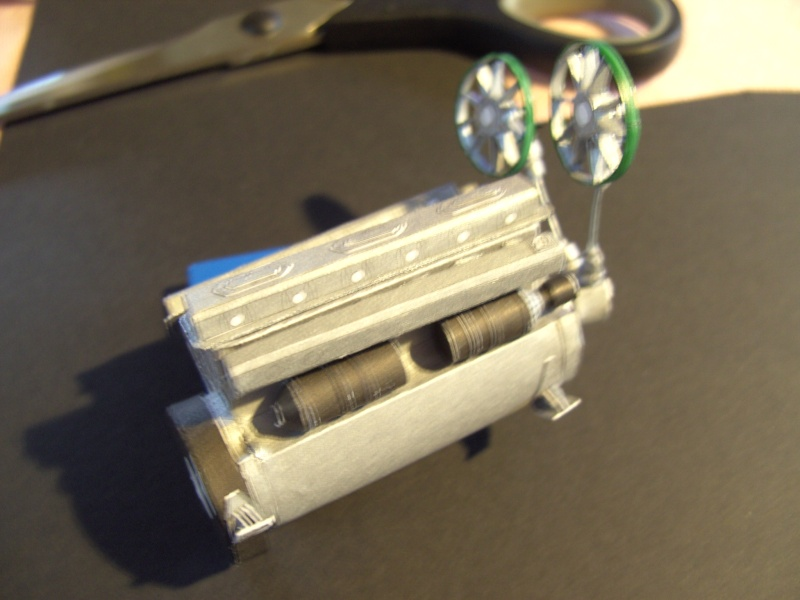 Fertig -  SS-1C SCUD B von Modelik gebaut von Holzkopf  Bild1336