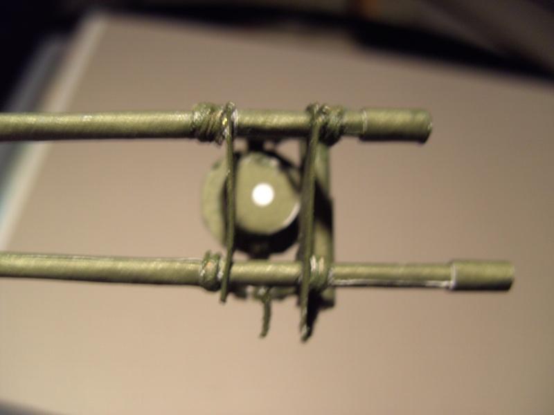Fertig -  SS-1C SCUD B von Modelik gebaut von Holzkopf  Bild1343