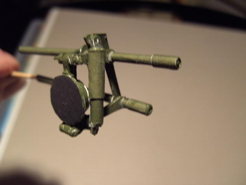 Fertig -  SS-1C SCUD B von Modelik gebaut von Holzkopf  Bild1344