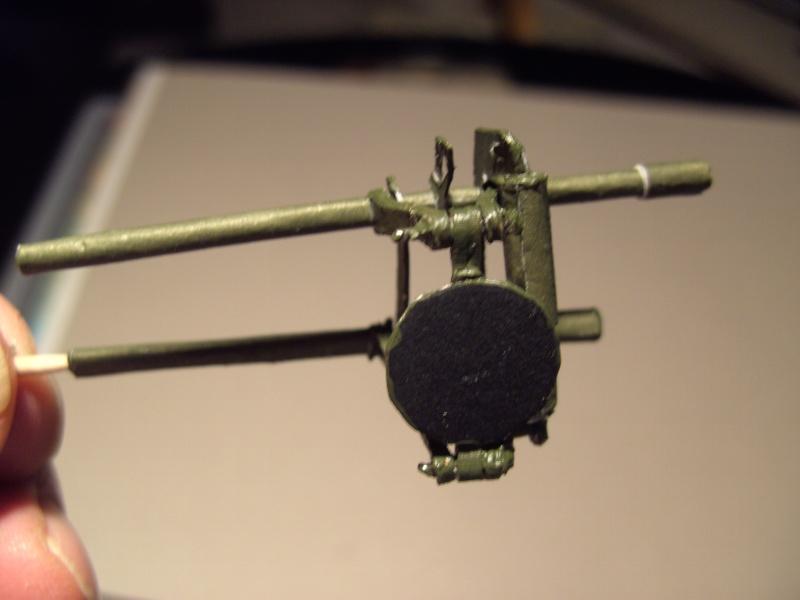 Fertig -  SS-1C SCUD B von Modelik gebaut von Holzkopf  Bild1347