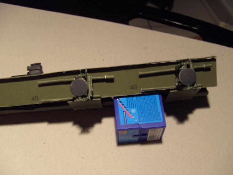 Fertig -  SS-1C SCUD B von Modelik gebaut von Holzkopf  Bild1348