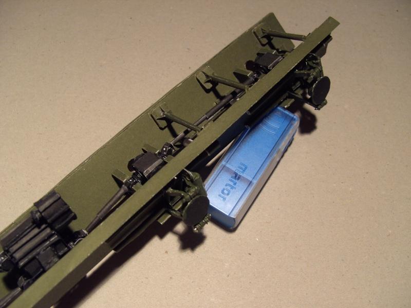 Fertig -  SS-1C SCUD B von Modelik gebaut von Holzkopf  Bild1349