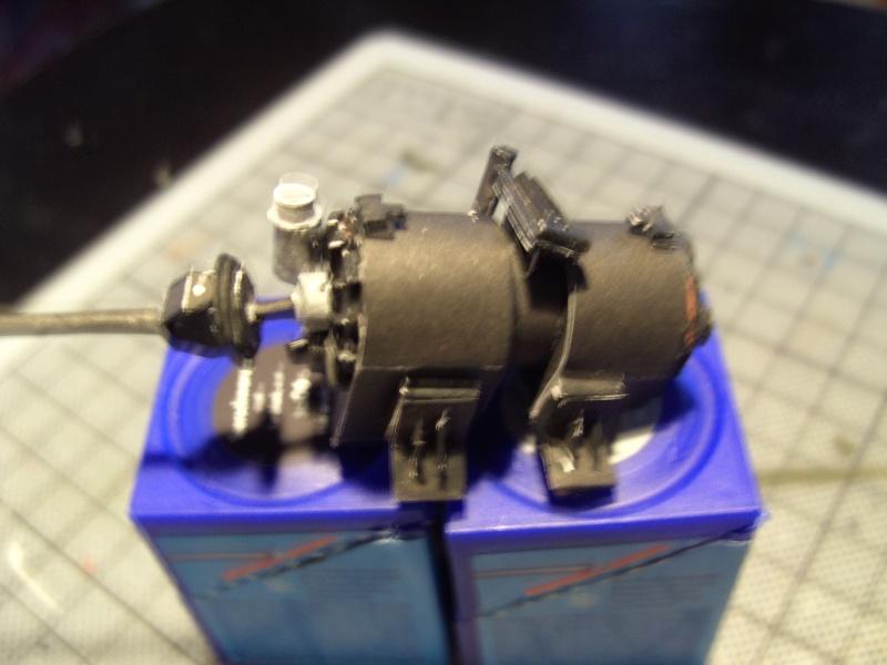 Fertig -  SS-1C SCUD B von Modelik gebaut von Holzkopf  Bild1354