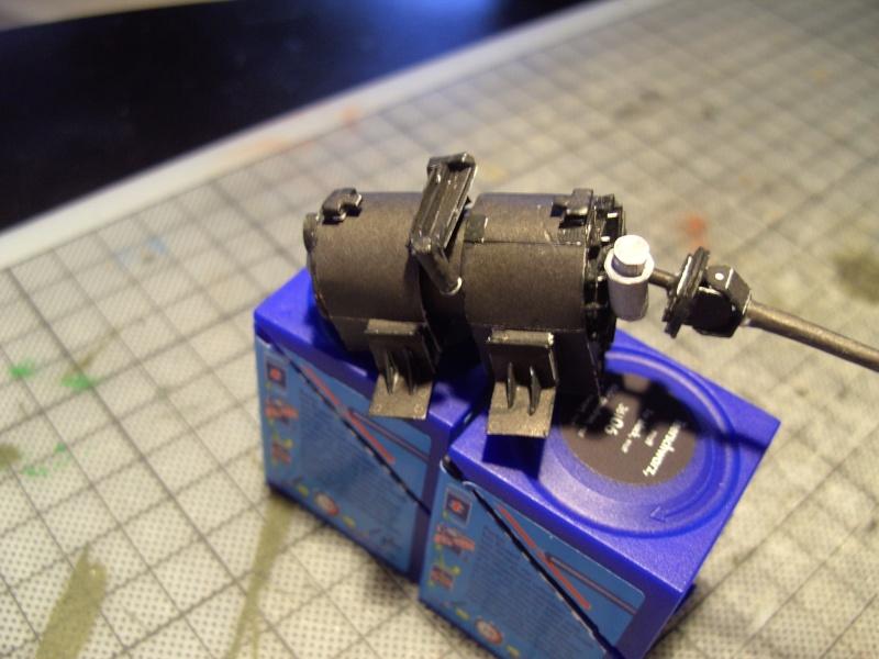 Fertig -  SS-1C SCUD B von Modelik gebaut von Holzkopf  Bild1356