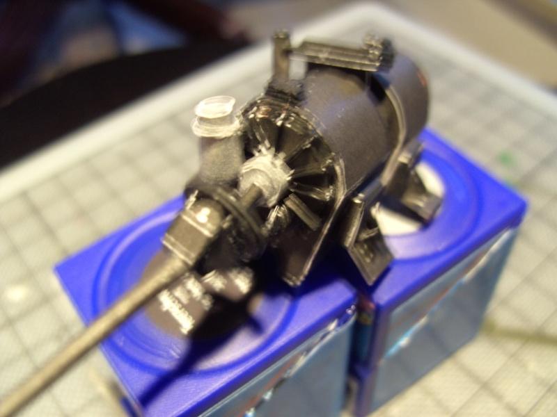 Fertig -  SS-1C SCUD B von Modelik gebaut von Holzkopf  Bild1357