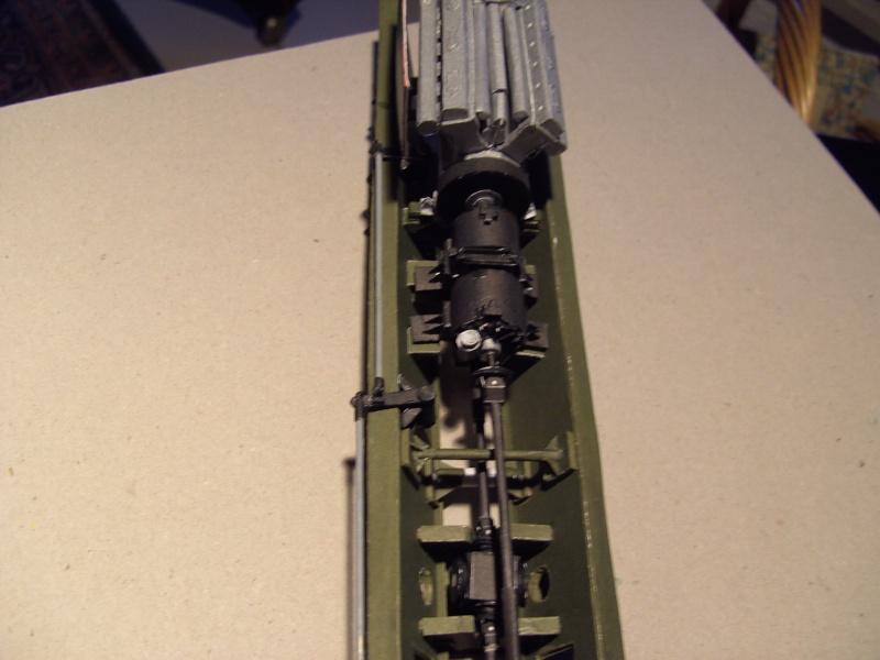 Fertig -  SS-1C SCUD B von Modelik gebaut von Holzkopf  Bild1358