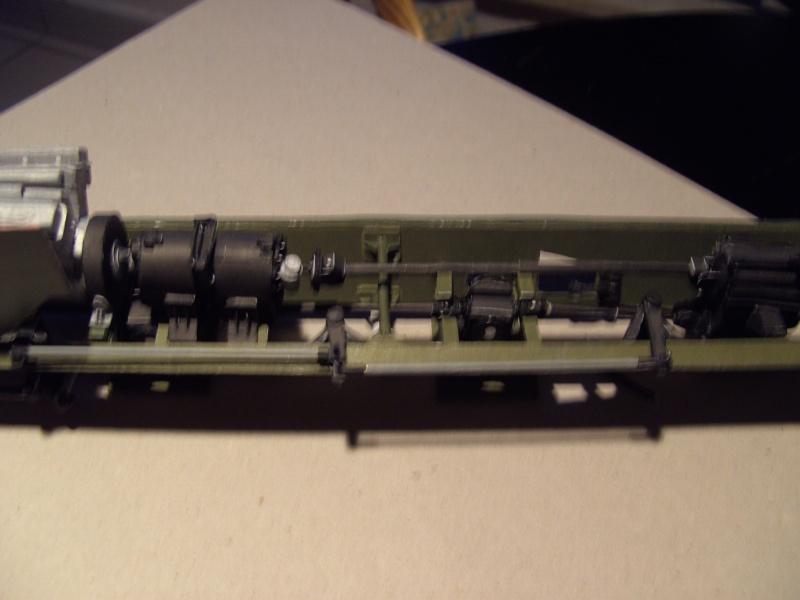 Fertig -  SS-1C SCUD B von Modelik gebaut von Holzkopf  Bild1359