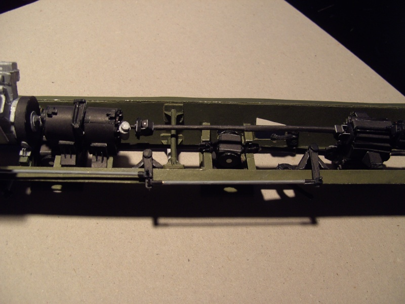 Fertig -  SS-1C SCUD B von Modelik gebaut von Holzkopf  Bild1361