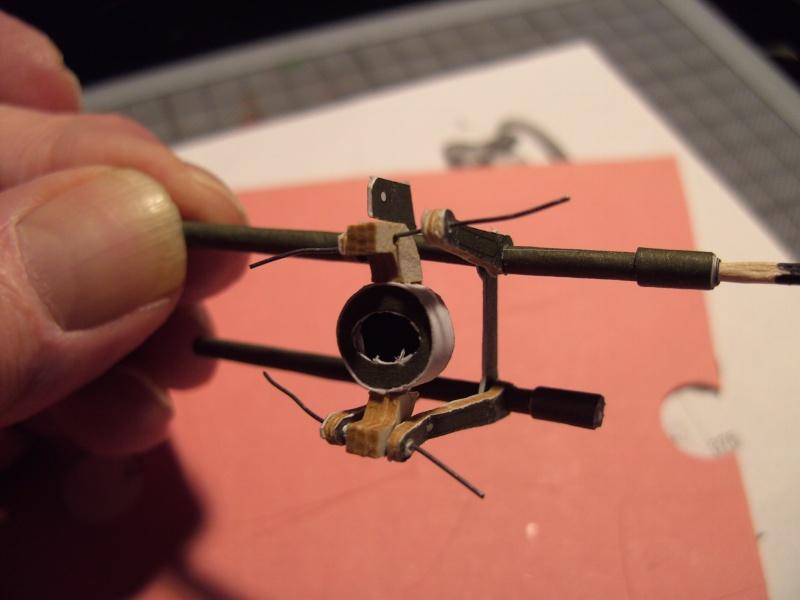 Fertig -  SS-1C SCUD B von Modelik gebaut von Holzkopf  Bild1368