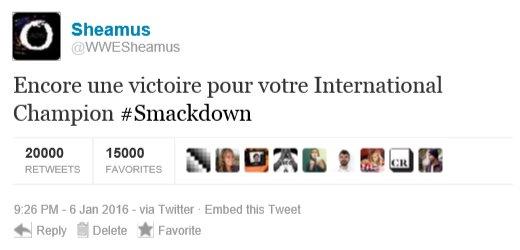 @WWE_Sheamus Sheamu10