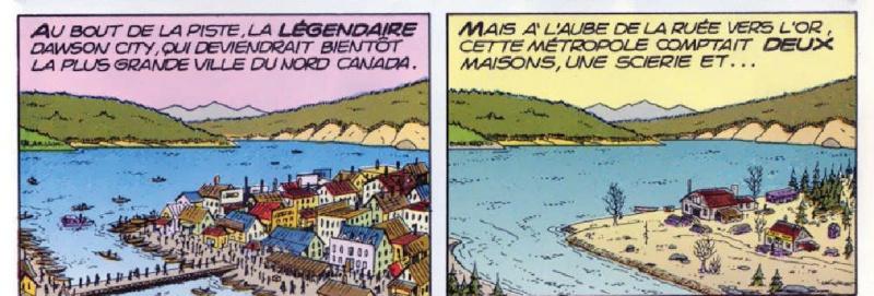 Dawson City, ville témoin de la ruée vers l'or du Klondike. - Page 5 Dawson10