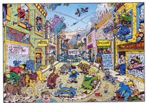 Dawson City, ville témoin de la ruée vers l'or du Klondike. - Page 5 Dawson11