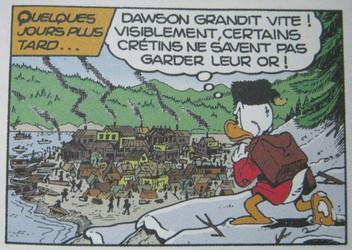 Dawson City, ville témoin de la ruée vers l'or du Klondike. - Page 5 Dossie11