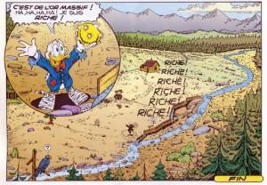 Dawson City, ville témoin de la ruée vers l'or du Klondike. - Page 5 Pepite12
