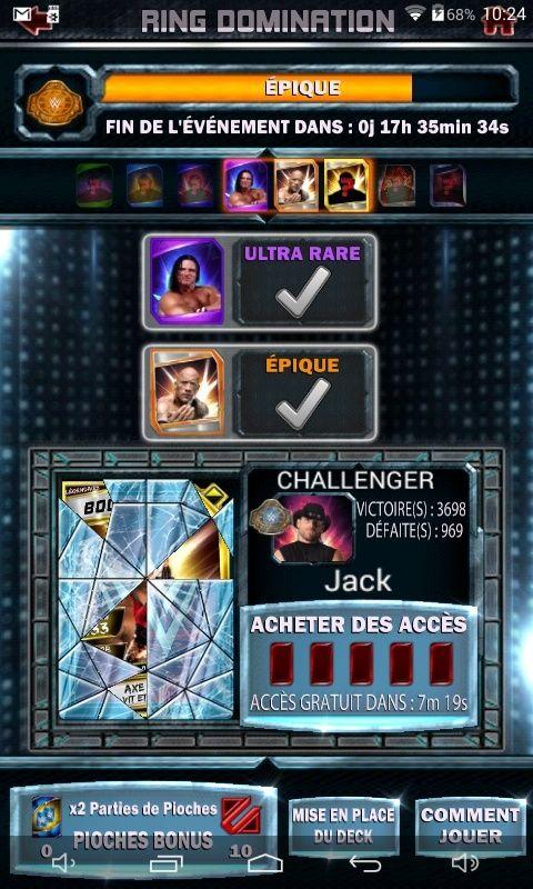 Ring Domination : Undertaker  Screen11