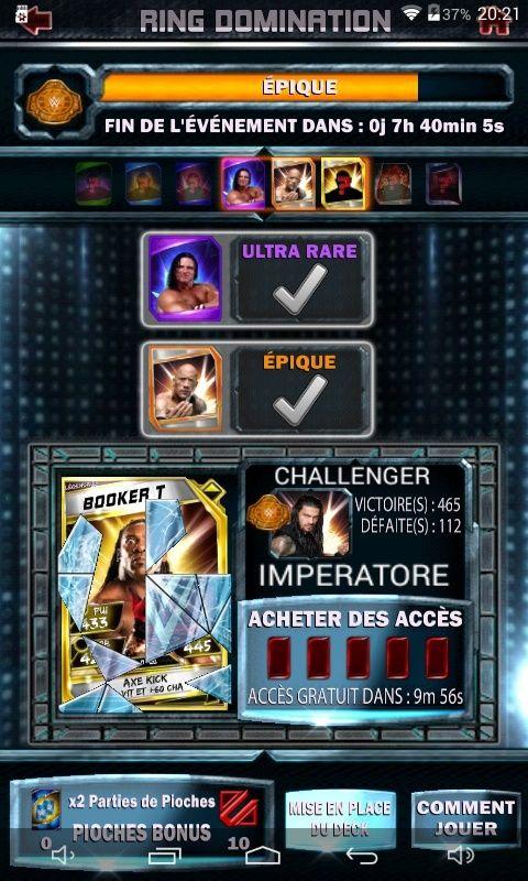 Ring Domination : Undertaker  Screen12