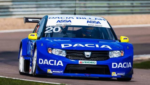 DTM (Deutsche Tourenwagen Masters) Dacia10