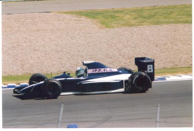 [F1] Brabham Modena10