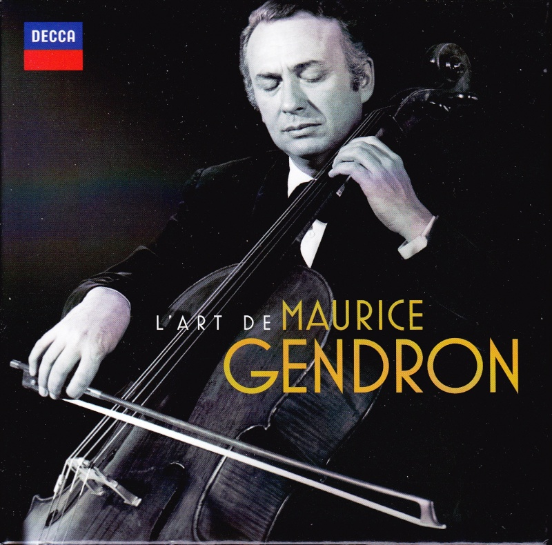 Maurice Gendron (1920-1990) Gendro10