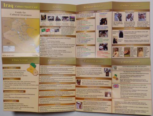 IRAQ CULTURE SMART CARD Cultur10