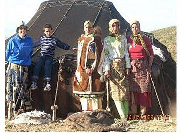 Amazigh - Le Monastère notre dame a choisi le Pays Amazigh Maroc Tibhir10