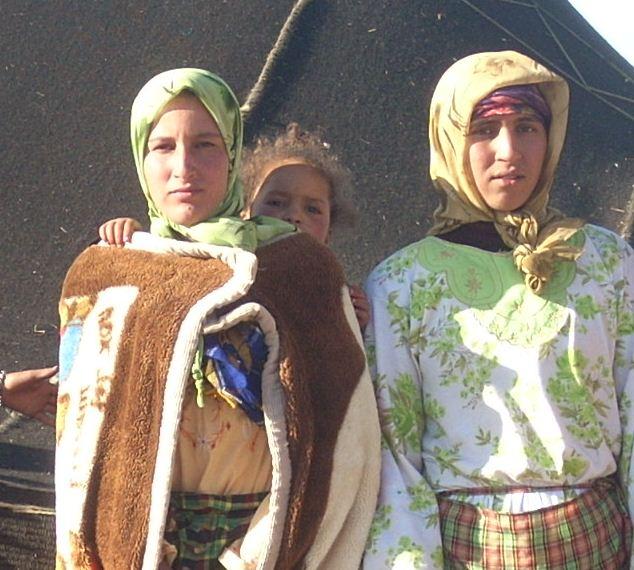 Amazigh - Le Monastère notre dame a choisi le Pays Amazigh Maroc Tibhir12