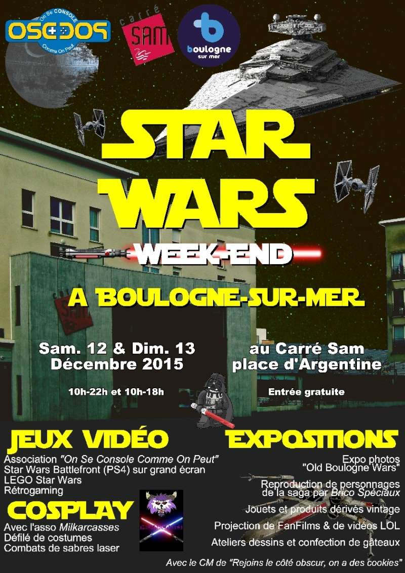 [NO SPOIL] STAR WARS EPISODE VII : LE CASTING ENFIN DEVOILE - Page 12 Affich10