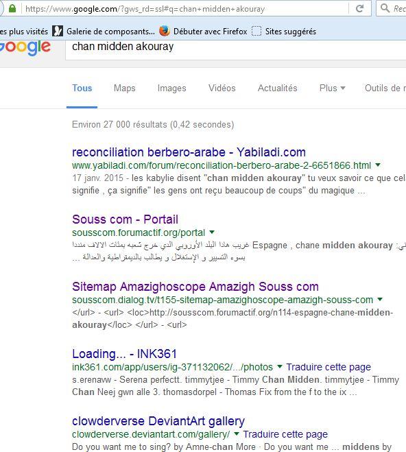 L'Amazirisation de Google a reussi ! Google11