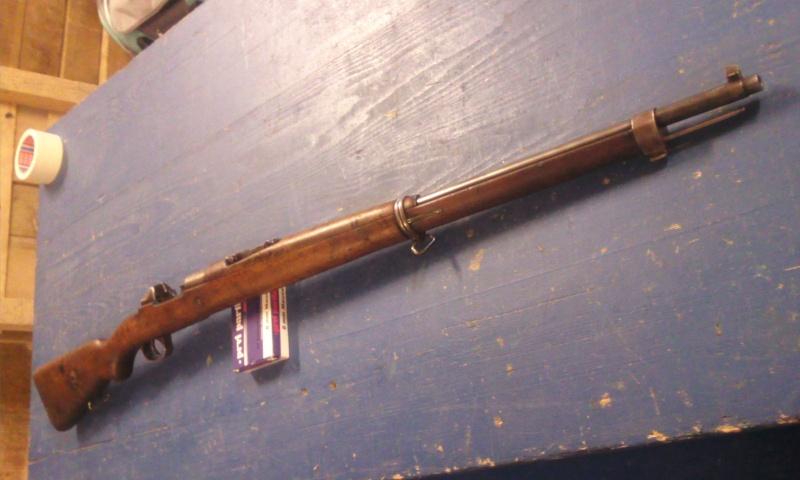 """Mauser Turc """"AS FA 1935"""" Photo021"""