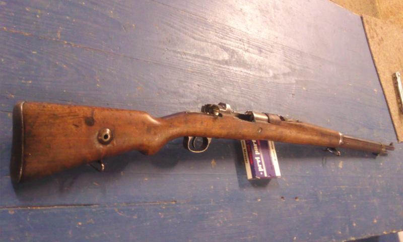 """Mauser Turc """"AS FA 1935"""" Photo022"""