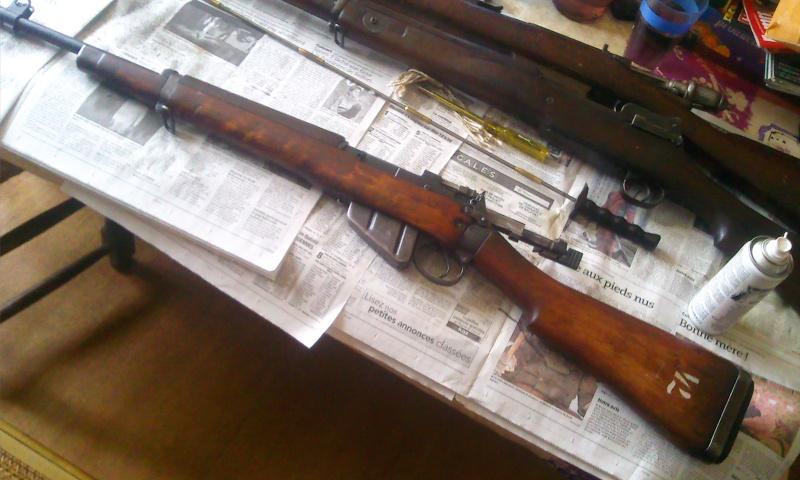jungle carbine Photo089