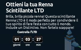 [ALL] LTD XMAS15: Renna Scintillante #2 122