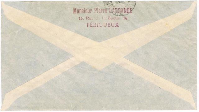 Cachet : « Vérifié Périgueux R.P  » Ccf08012