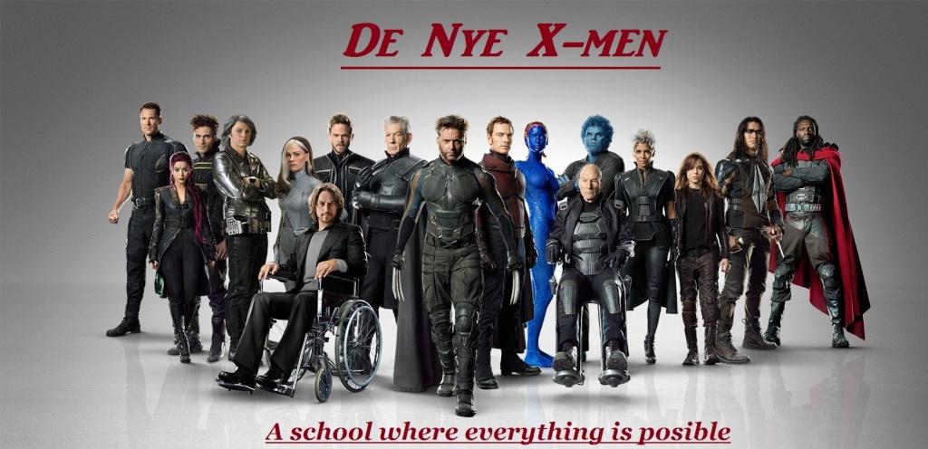 De Nye X-men