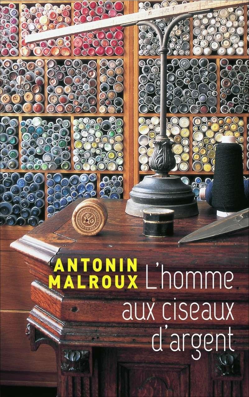 [Malroux, Antonin] L'homme aux ciseaux d'argent L-homm11