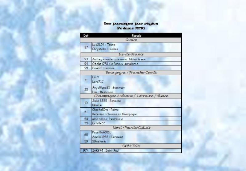 Tableau des paranges par département février 2016 Captur13