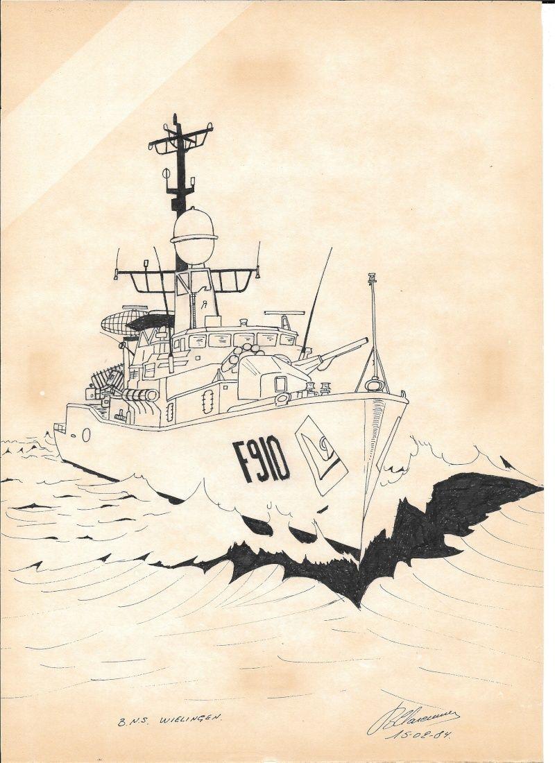 Peinture maritime : nouveau hobby ? - Page 5 Numyri13