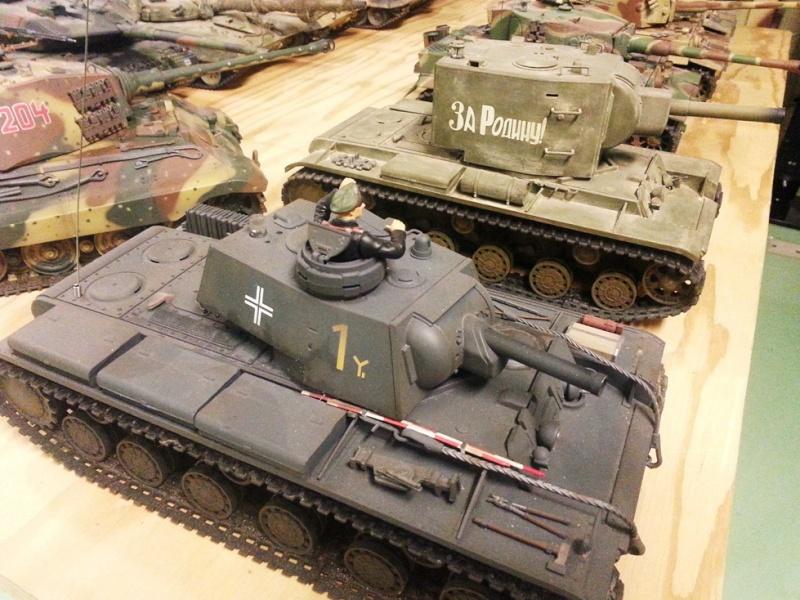 1/ 72 scale tanks Vs-410