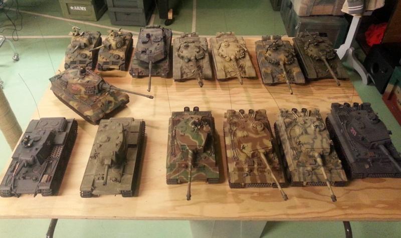 1/ 72 scale tanks Vs-510