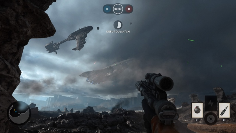 [ star wars battlefront ] Captures d'écran SWB Star_w13