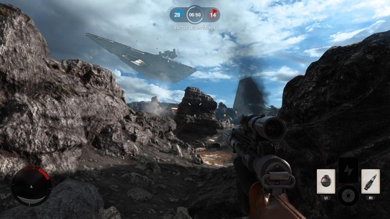 [ star wars battlefront ] Captures d'écran SWB Star_w14