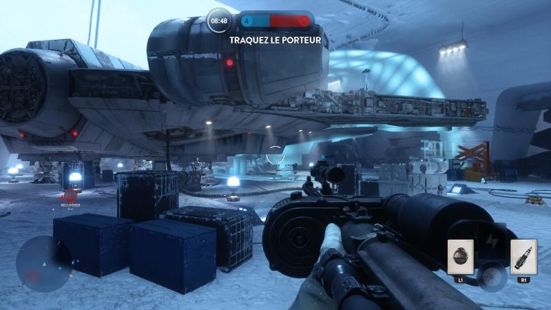 [ star wars battlefront ] Captures d'écran SWB Star_w15