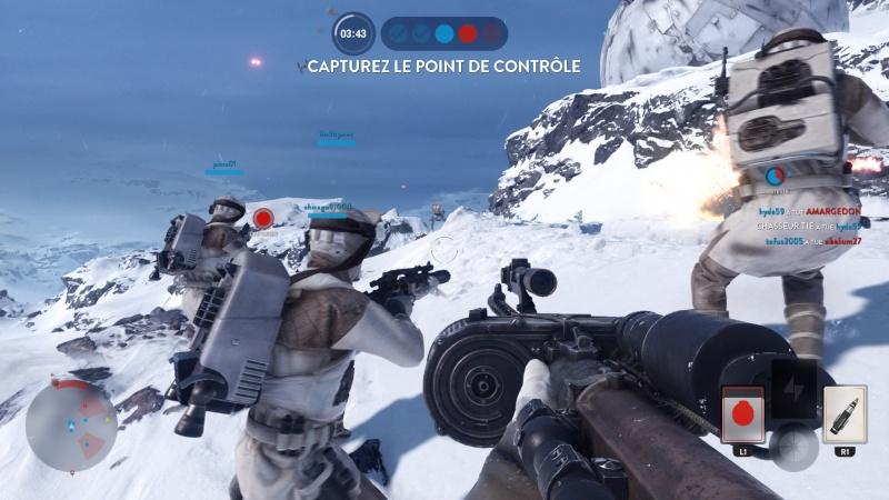 [ star wars battlefront ] Captures d'écran SWB Star_w16