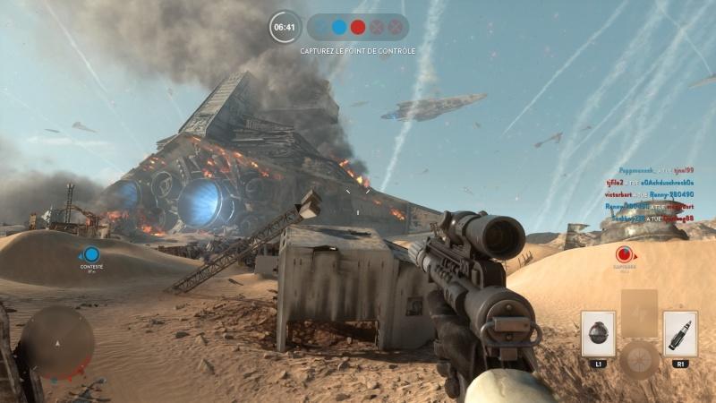 [ star wars battlefront ] Captures d'écran SWB Star_w18