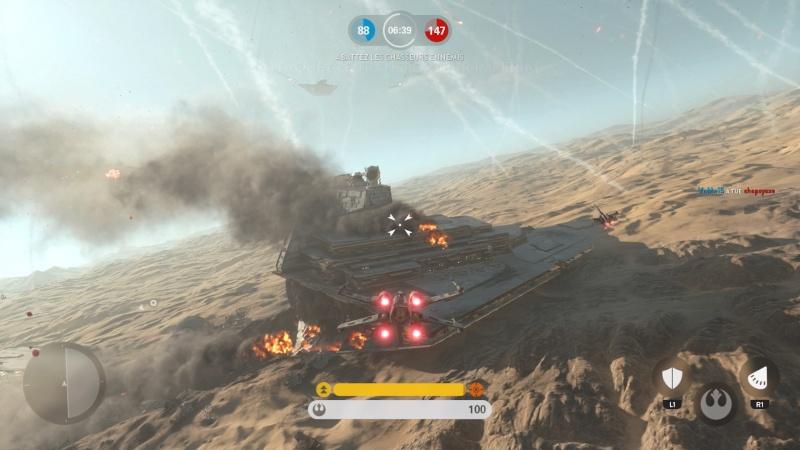 [ star wars battlefront ] Captures d'écran SWB Star_w19