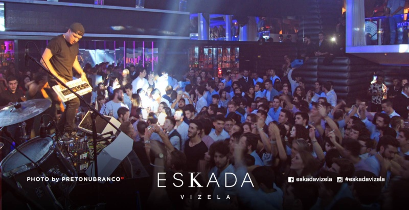 [30/01/2016] Eskada Club  -  Vizela   - Portugal  12694710